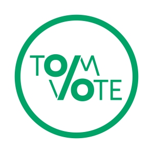 tomvote_logo_screen_green