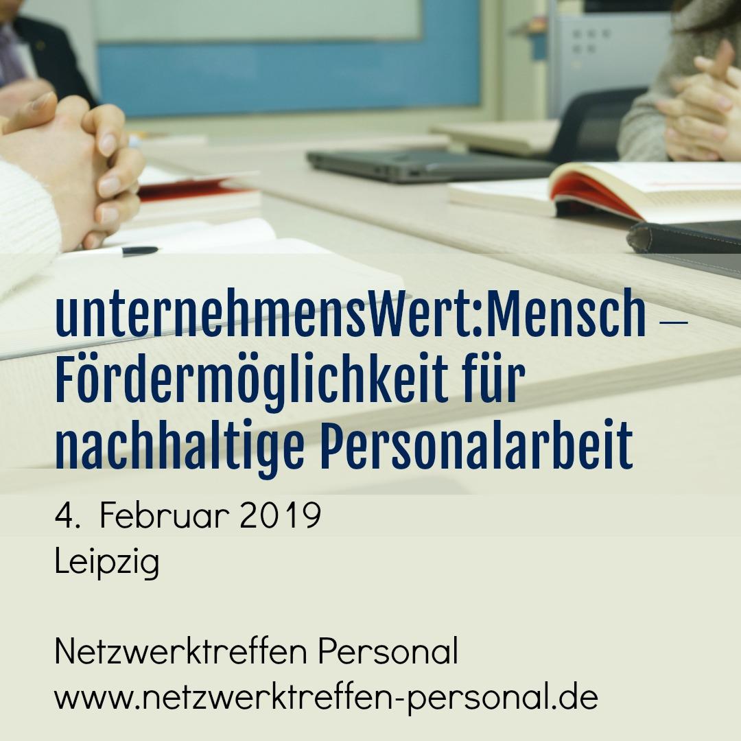 netzwerktreffen personal_ankündigung februar 2019_mit thema_2